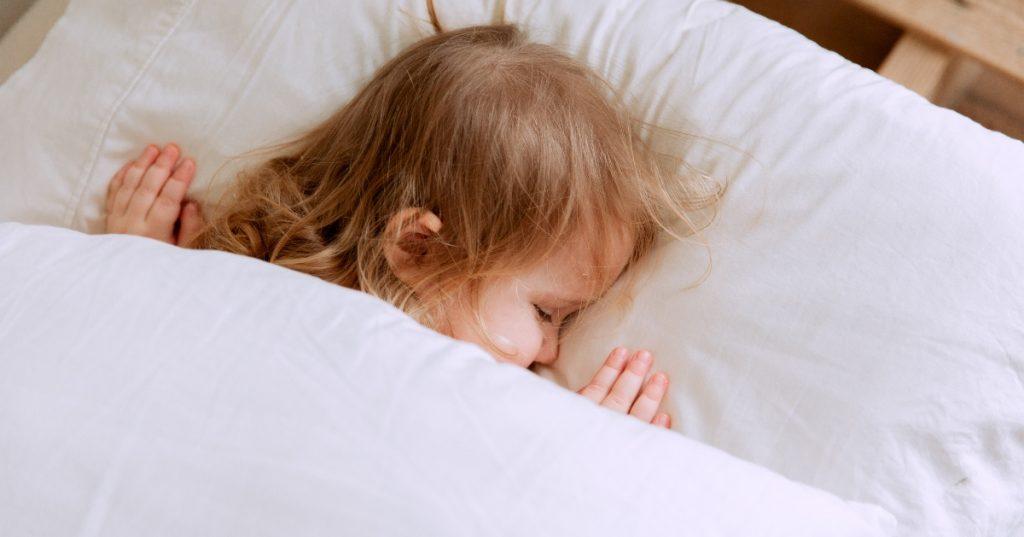 sleeping child-i-ville