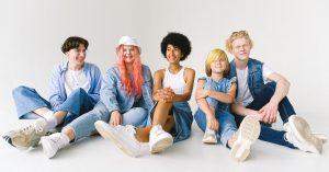teenage clothing
