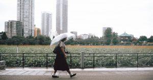 i-ville girl walking